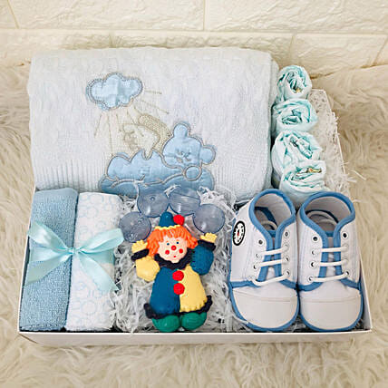 Soothing Hamper For Baby