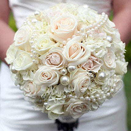 Sophisticated Bridal Bouquet