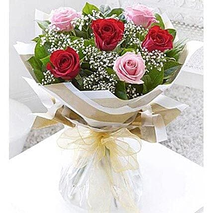 Stolen Kisses Bouquet:Send Flowers to UAE