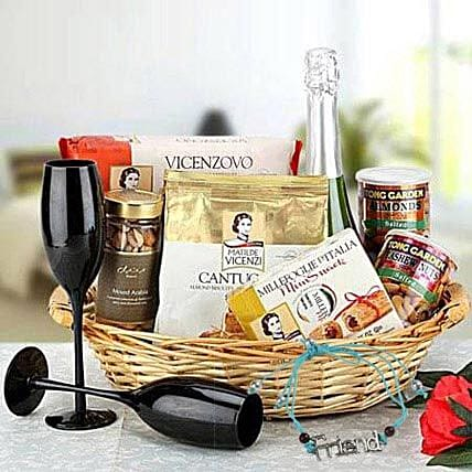 Summer Hamper with Friendship Band