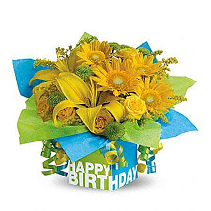 Sunny Birthday Present:Send Birthday Gifts to Ras Al Khaimah
