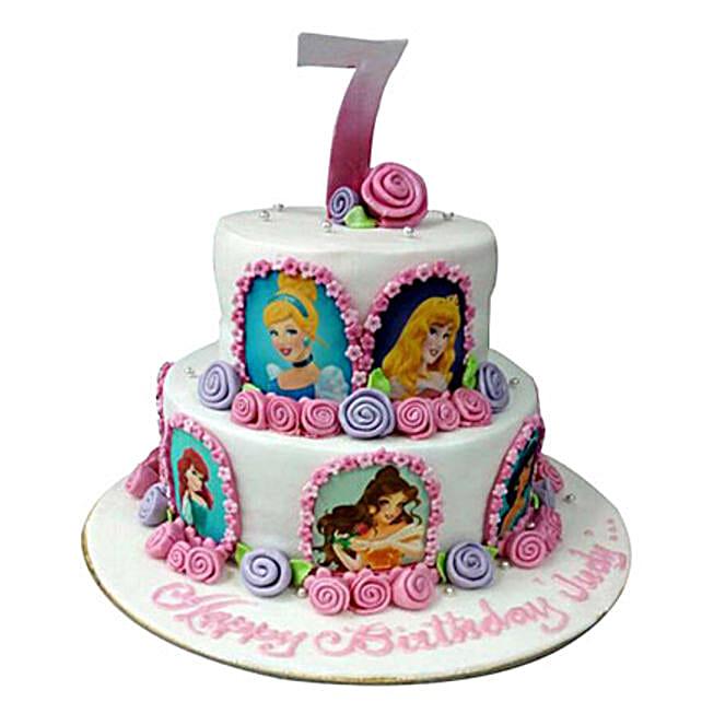 Little Princess Cake