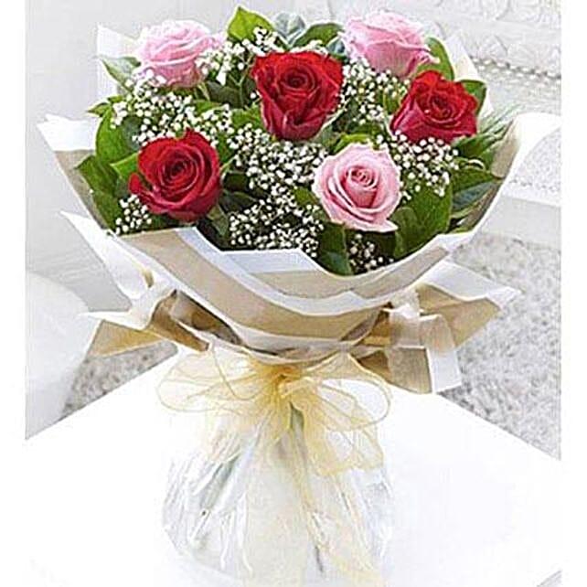 Stolen Kisses Bouquet