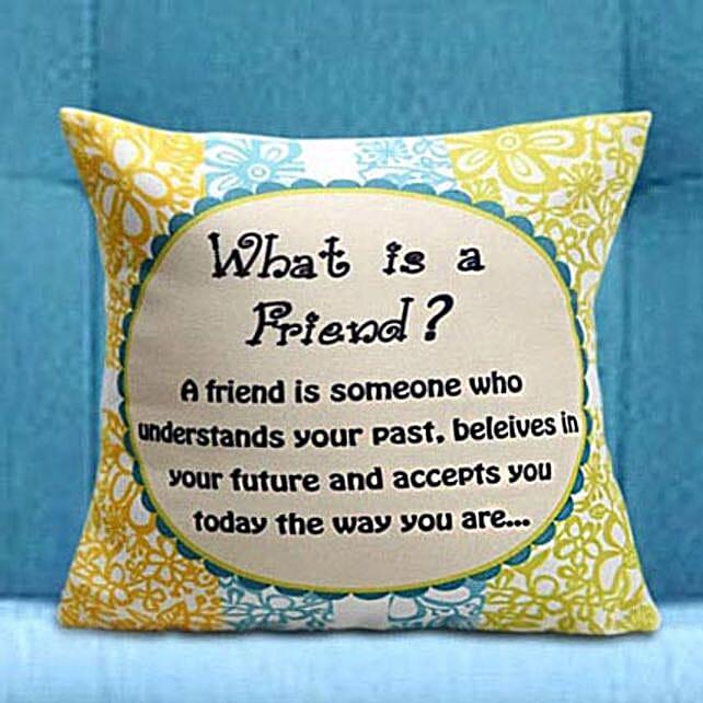 True Friends Cushion
