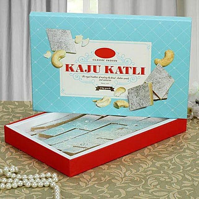 Box of Kaju Katli:Send Sweets to UAE