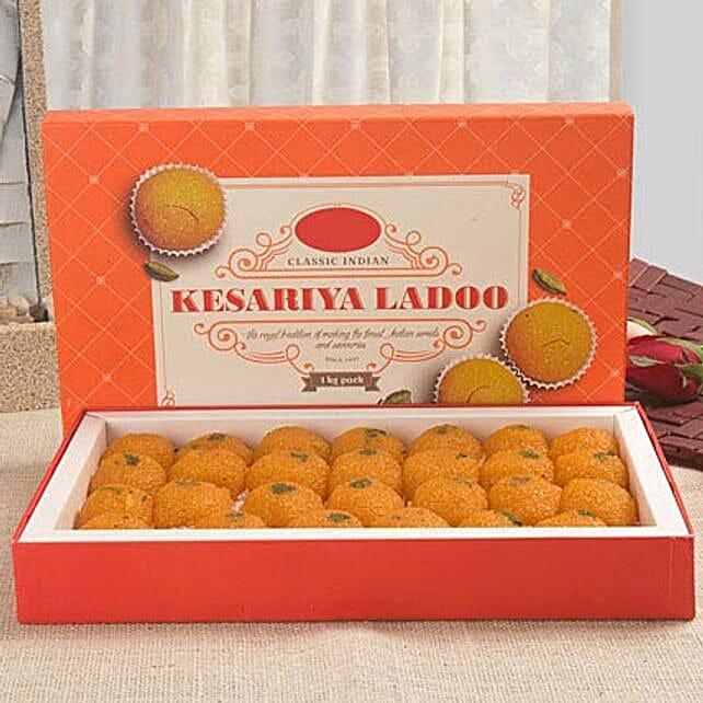 Lip Smacking Motichoor Laddoo:Sweet Delivery in UAE