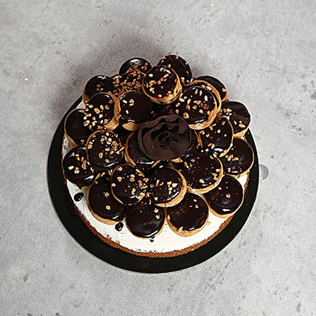 Chocolate Profiterole