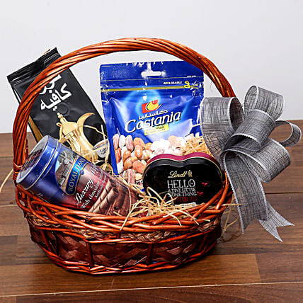 Snack and Sweet Basket