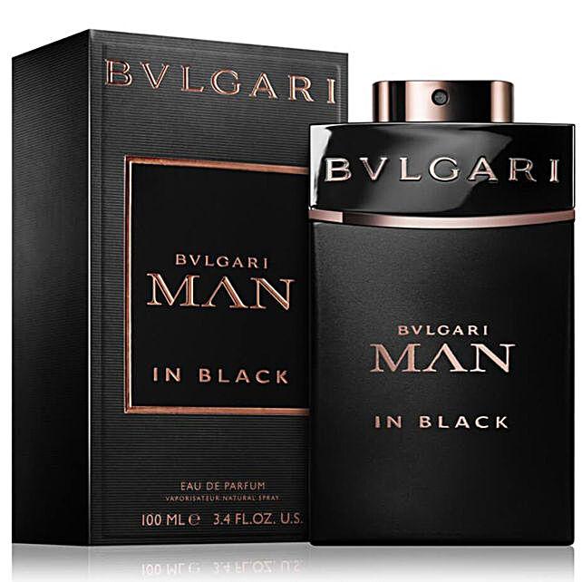 100 Ml Man In Black By Bvlgari For Men Edp