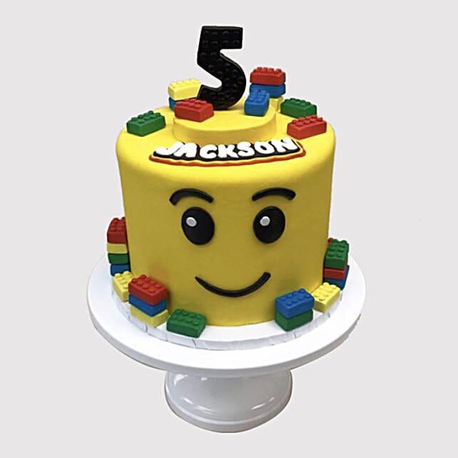 Terrific Lego Themed Birthday Chocolate Cake In Uae Gift Lego Themed Funny Birthday Cards Online Fluifree Goldxyz