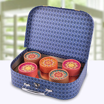 Assorted Dry Fruits Suitcase