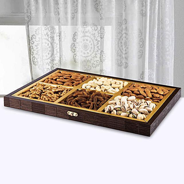 Auspicious Diwali Dry Fruits Box