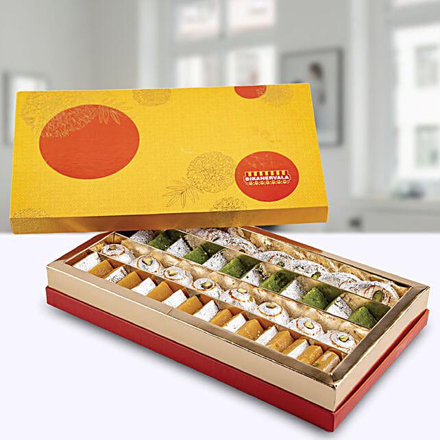 Kaju Premium Mix Sweets Box
