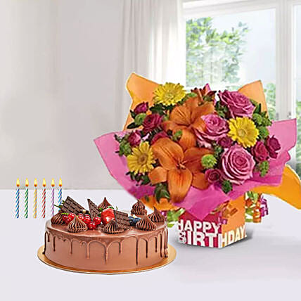 Special Birthday Surprise:Gifts to UAE