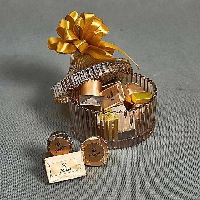 Patchi Chocolates in Designer Bowl