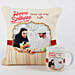 Romantic Personalized Mug N Cushion
