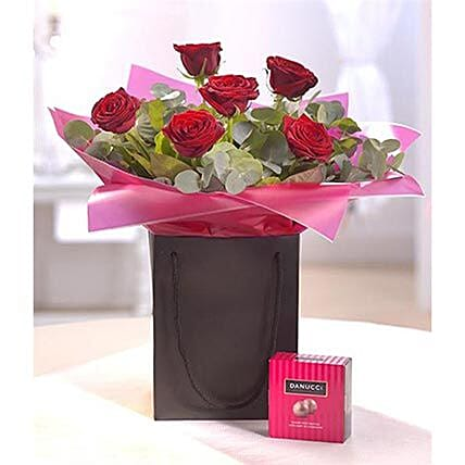Be Mine Chocolate Gift Set