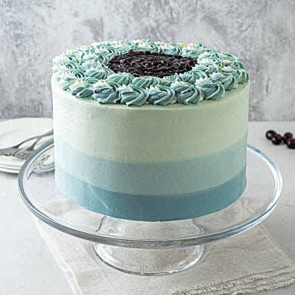 Blueberry Ombre