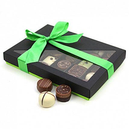 Box Of Assorted Belgian Chocolates30:Chocolate Delivery in London UK
