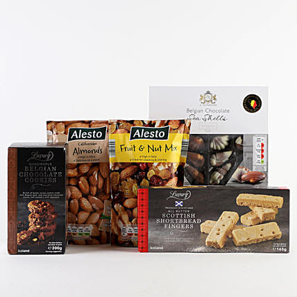 Bread And Chocolates