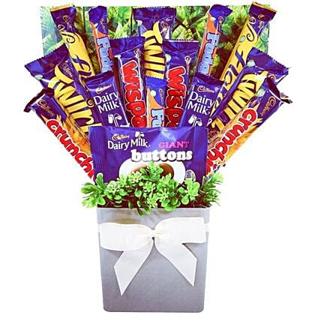 Cadbury Variety Chocolate Bouquet