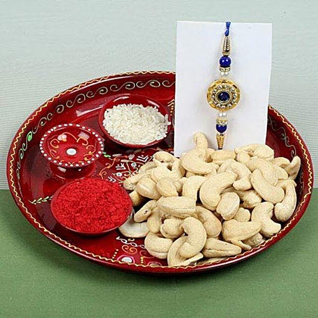 Celebration Cashew Nuts with Rakhi