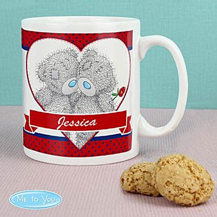 Cute Couple Personalized Mug