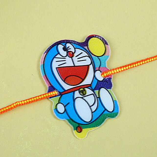 Doraemon funny kids Rakhi