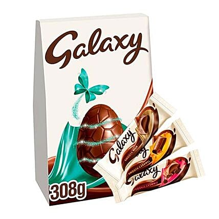 Easter Special Galaxy Milk Chocolate Easter Eggs