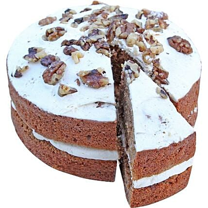 Flavourful Carrot Cake