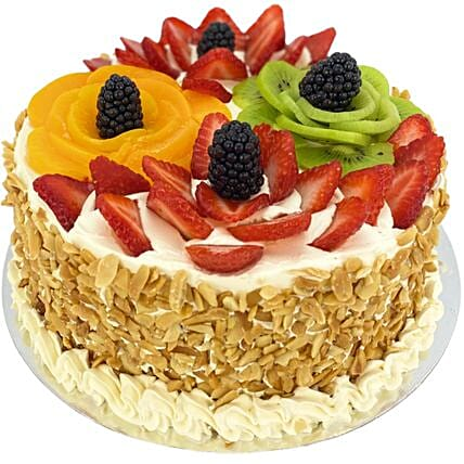 Fruit Cake:Send Anniversary Cakes to UK