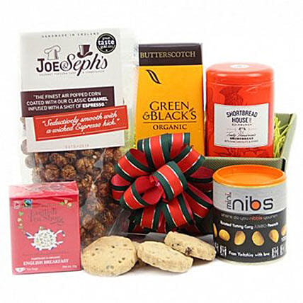 Gift Galore For Chocoholics:New Year Gifts to UK