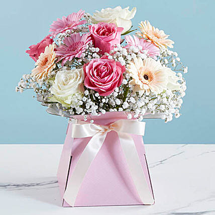 Just For You Bouquet:Send Flowers to UK