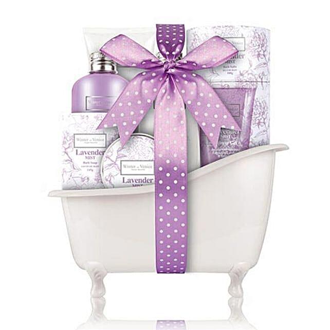 Lavender Mist Bath Tub