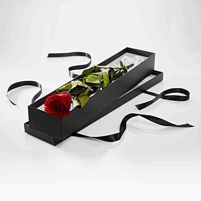 Luxury Red Rose Gift Box