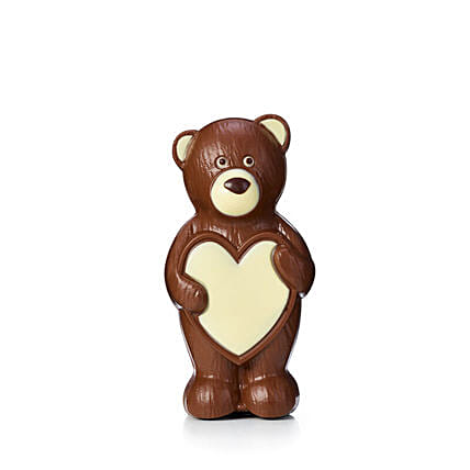 Milk Chocolate Teddy:Send Corporate Gifts to to UK