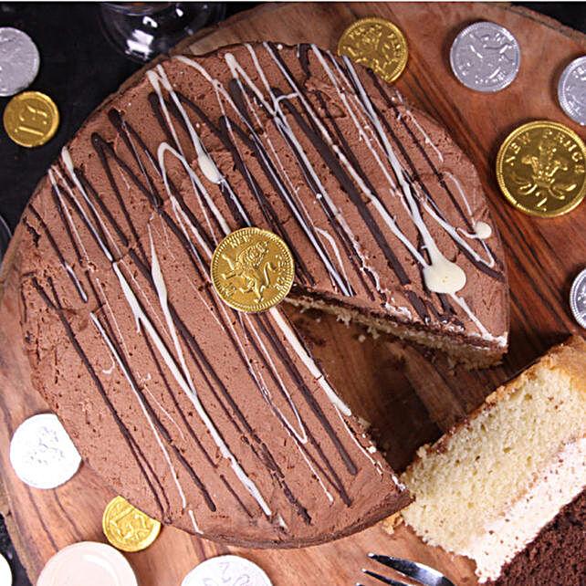 Millionaires Cake