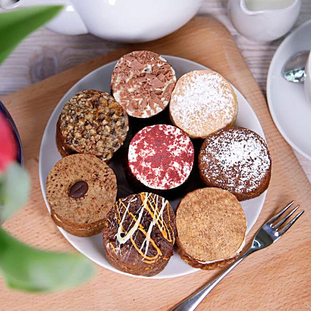 Mini Cakes-4 Pcs