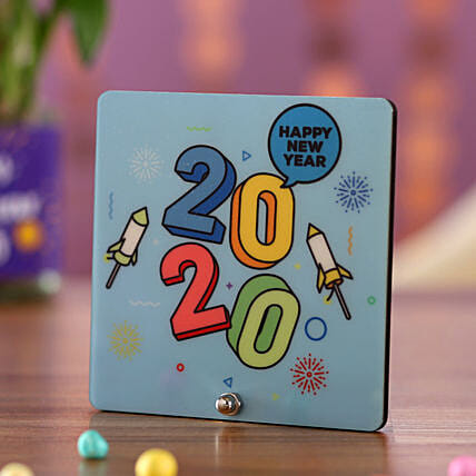 New Year Table Top Online