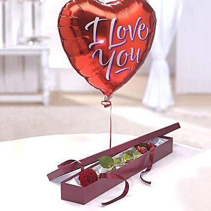 Perfection Balloon Gift Set