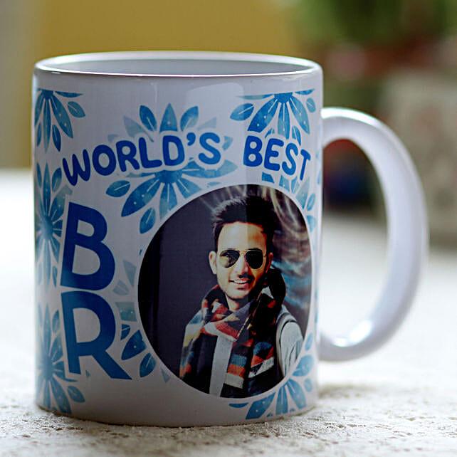 Online Best Bro Mug:Send Bhai Dooj Gifts to UK