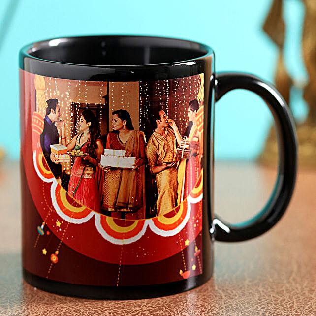 personalised diwali mug for him