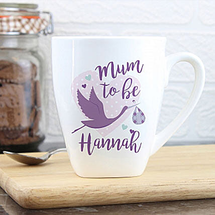 Personalised Mug For Would-Be Mom