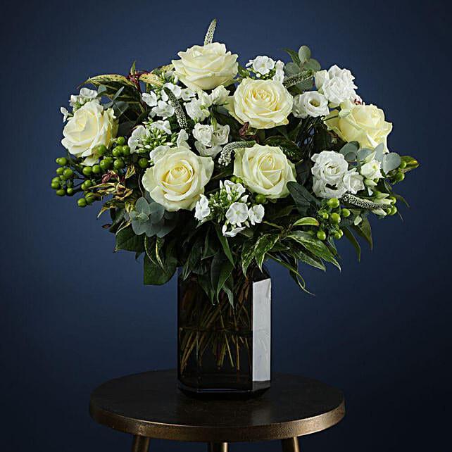 Pure Love Calming Floral Arrangement