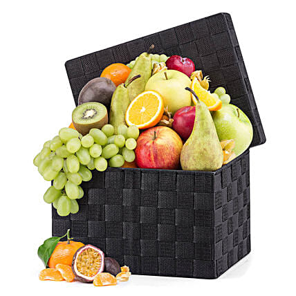 Seasonal Fruit Hamper:New Year Gifts to UK