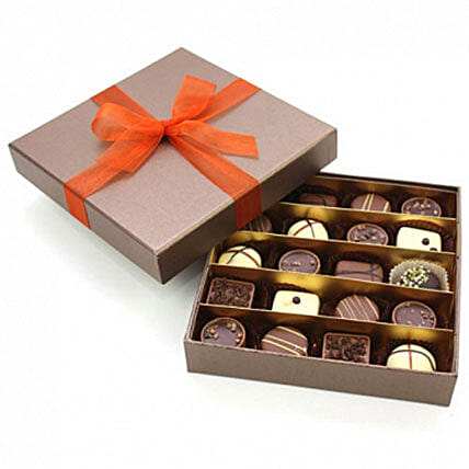 Selected Belgian Chocolates16
