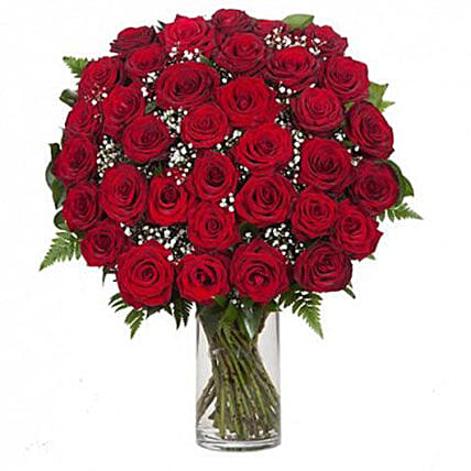 So Much Of Love36 Red Roses Bouquet