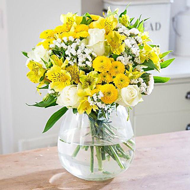 Sweet Love Flower Bouquet