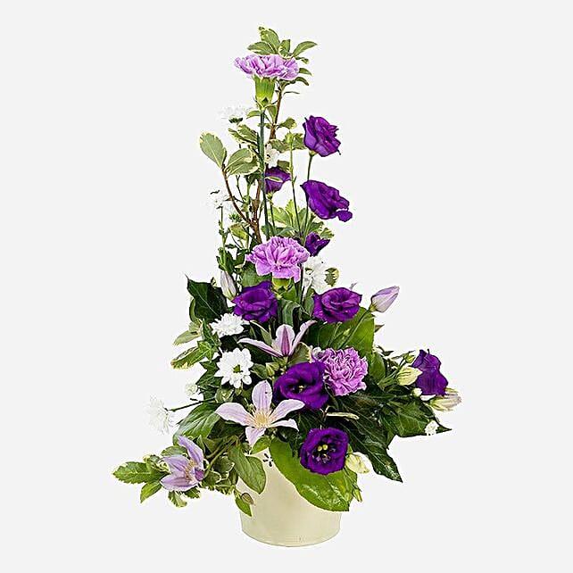 Classical Flower Arrangement