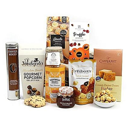 Luxury Delights Hamper